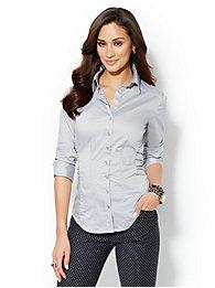 36.95 solid str shirt