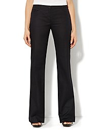7th Avenue Bootcut Pant - Average
