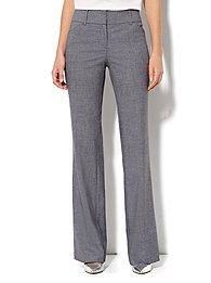 7th Avenue Bootcut Pant - Carlson Grey - Average