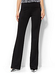 7th Avenue Bootcut Pull-On Pant