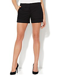 7th Avenue Cuffed Short