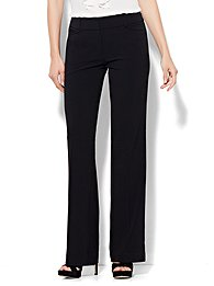 7th Avenue Design Studio Pant - Signature Fit - Bootcut - Double Stretch