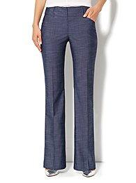7th Avenue Pant - Signature Fit - Bootcut - Dark Blue