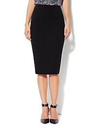 7th Avenue Suiting Collection Pencil Skirt