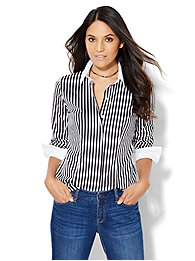 7th-avenue-design-studio-madison-stretch-shirt-french-cuff-stripe-petite-