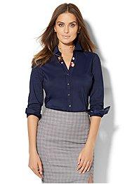 7th-avenue-design-studio-madison-stretch-shirt-grand-sapphire-petite-