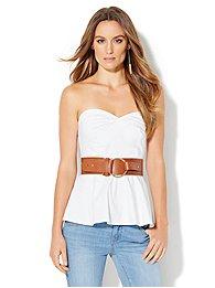 7th-avenue-design-studio-madison-stretch-shirt-strapless-peplum-white-