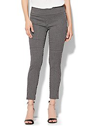7th-avenue-design-studio-pant-pull-on-ankle-legging-black/white-tall