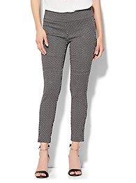 7th-avenue-design-studio-pant-pull-on-ankle-legging-black/white