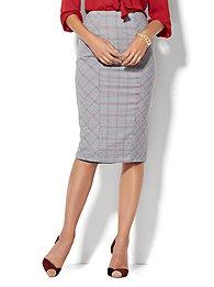7th-avenue-design-studio-ruffle-back-skirt-signature-fit-campfire-red