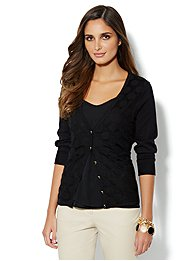 Chelsea Cardigan - Lace Front
