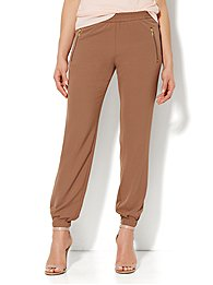 City Crepe - Solid Soft Pant