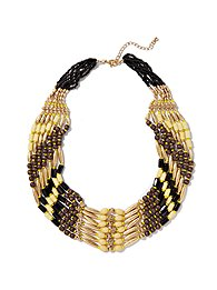 Eva Mendes Collection - Amanda Bib Necklace