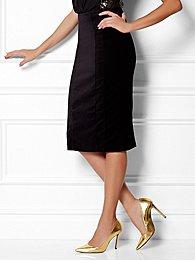 Eva Mendes Collection - Kristina Velvet Skirt