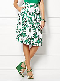 Eva Mendes Collection - Maddie Skirt - Ivy Print
