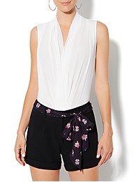Eva Mendes Collection - Mila Sleeveless Bodysuit