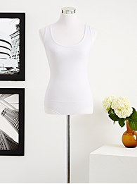 Eva Mendes Collection - Sleeveless Bodysuit