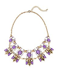 Eva Mendes Collection - Statement Bib Necklace