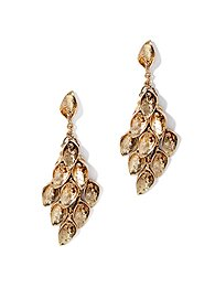 Eva Mendes Collection - Tiered Petal Earrings