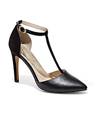 Eva Mendes Collection - Valencia T-Strap Pump