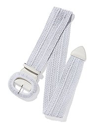 Eva Mendes Collection - Woven Belt