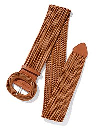 Eva Mendes Collection - Woven Belt