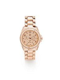 Glittering Bracelet Watch