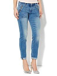 Jean Ankle Legging - Utility Pocket