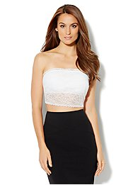 Lace Bandeau Shaper