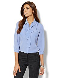 Lexington Soft Shirt - Stripe