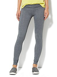 Love, NY&C Collection - Envy Shirred Legging