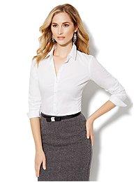 Madison Shirt - New SecretSnap Design - Solid