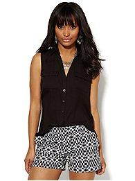 Mercer Soft Shirt - Sleeveless