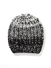 Ombre Cable Hat