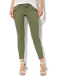 Soho Jeans Ankle Legging