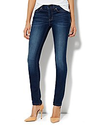 Soho Jeans City Slim Control Skinny - Average
