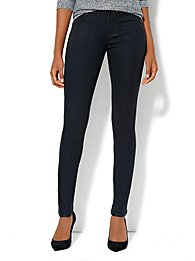 Soho Jeans Coated Legging