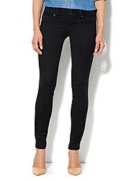 Soho Jeans - Curve Creator Legging - Black