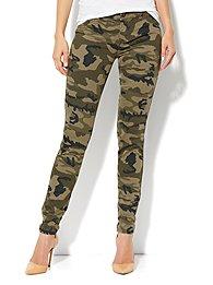 Soho Jeans Legging - Camo