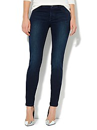 Soho Jeans Legging - Gentle Black Wash - Average