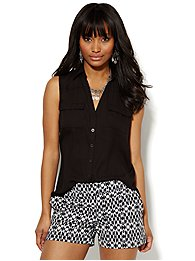 Soho Soft Shirt - Sleeveless