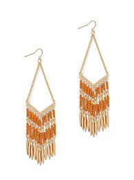 beaded-fringe-drop-earring-