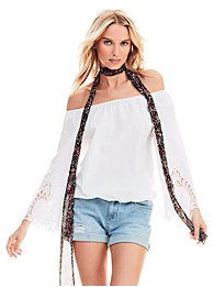 crochet-trim-off-the-shoulder-blouse-