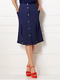 eva-mendes-collection-acacia-a-line-skirt-