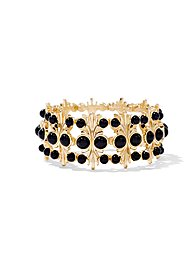 eva-mendes-collection-beaded-goldtone-bracelet-