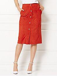 eva-mendes-collection-bobbi-ultra-suede-skirt-