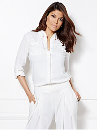 eva-mendes-collection-clara-patch-pocket-blouse-