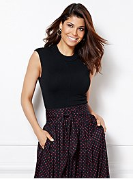 eva-mendes-collection-marianna-knit-shell-