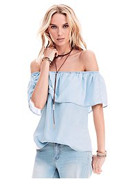 flounced-off-the-shoulder-blouse-light-indigo-