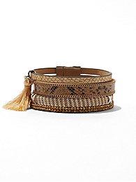 four-row-tassel-bracelet-natural-
